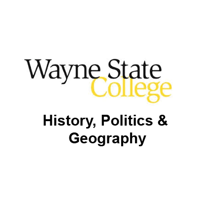 Wayne State College Department of History, Politics and Geography